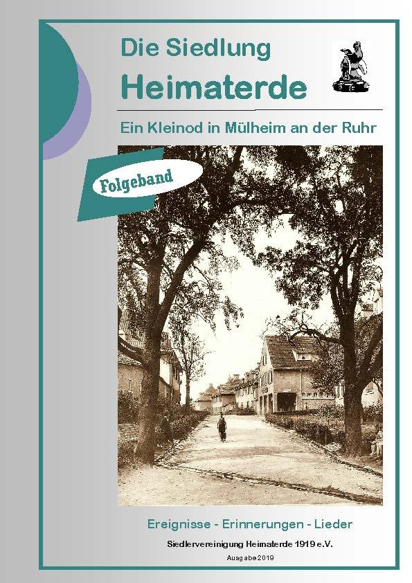 """Die Siedlung Heimaterde """"Folgeband"""""""