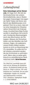 2021-08-24_WAZ_Lebensfremd