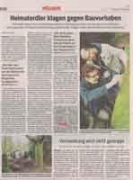 2016-04-29 Heimaterdler klagen gegen Bauvorhaben