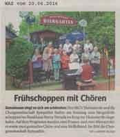 2016-06-20 Frühschoppen mit Chören